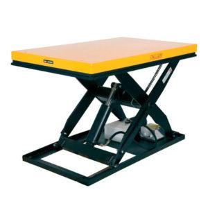 Стационарные подъемные столы